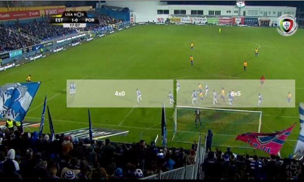 Em Portugal… Posicionamentos defensivos do GR em livres laterais (video)