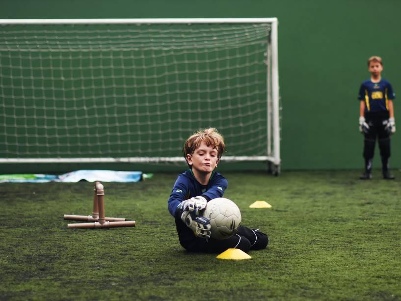 Novas experiências… de um jovem guarda-redes que só queria imitar Buffon e ser feliz