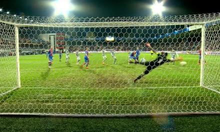 A defesa incrível de Rui Patrício em Plzen para ajudar na passagem à próxima fase! (video)