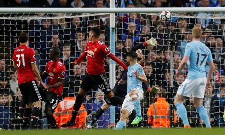 """""""À minha frente, meu rival, não será campeão!"""" De Gea vs Manchester City… (video)"""