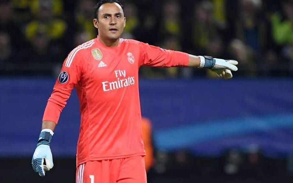 A enorme defesa de Keylor Navas para desespero da Juventus! (video)