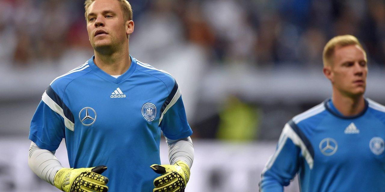 Neuer a titular no Mundial'18? Sim ou não… o treinador alemão responde.