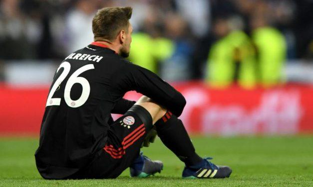 O pedido de desculpas de Ulreich após a meia-final europeia