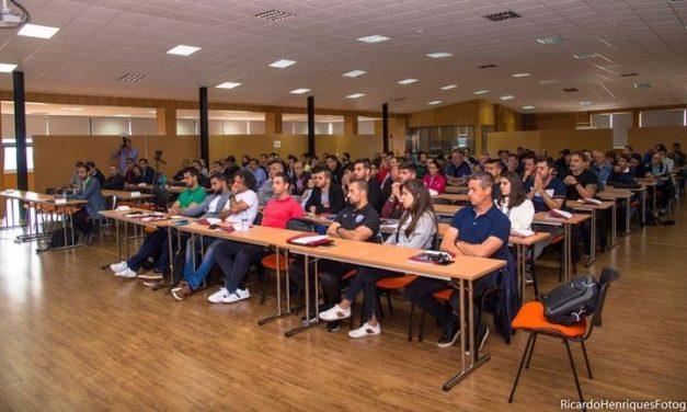 III Conferência Treino de Guarda-Redes de Futebol em Poiares (parte 2)