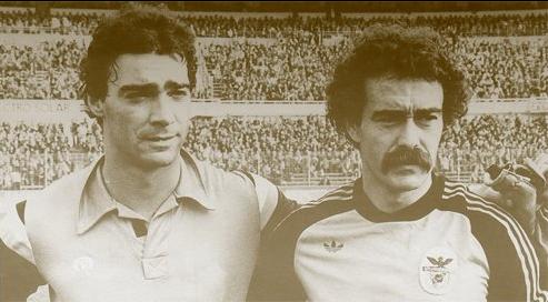 Os guardiões portugueses nos Mundiais: 1986, Vitor Damas e Manuel Bento (2)