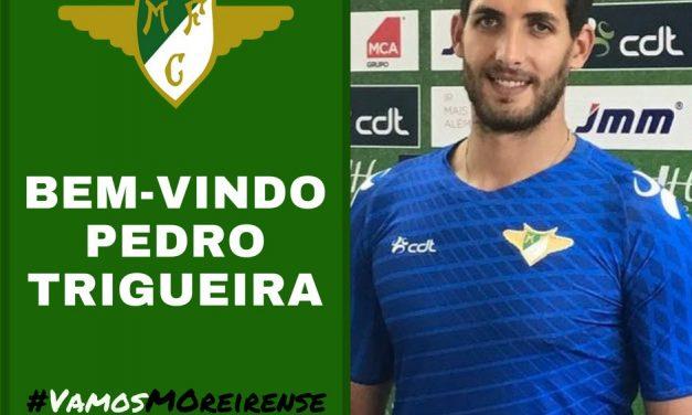Desde Taborda (agora treinador) que o Moreirense não tinha um guardião português. Pedro Trigueira é anunciado!
