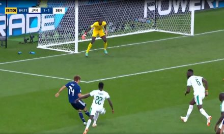 Análise: Da lista de coisas que não é, de todo, boa no Mundial'18 (video)