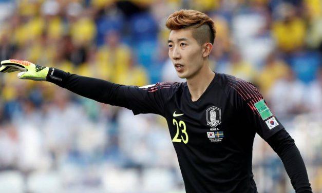 Hyun-Woo Cho: de último na liga sul coreana a bater, a parar, e a eliminar a Alemanha do Mundial'18!