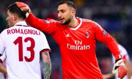 """A """"superlativa"""" pré-época de Gigi Donnarumma no AC Milan (video)"""