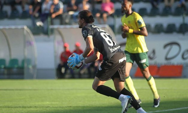 Ricardo Ribeiro: o homem que ainda não sofreu golos na 2a liga… mesmo depois de 7 jogos!