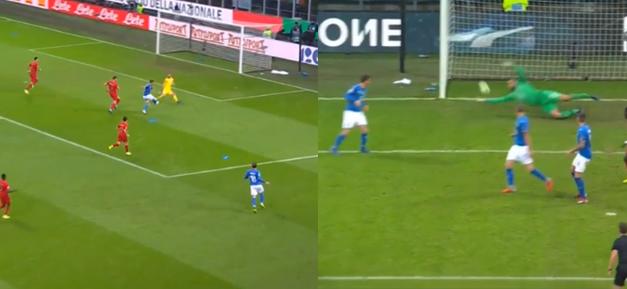 Num Itália 0-0 Portugal, quem brilhou foram os guardiões Rui Patrício e Donnarumma! (VIDEO)