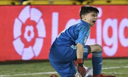 Em Espanha dizem que é o novo Casillas… Gonzalo, agora campeão da liga jovem, foi incrível na final! (VIDEO)
