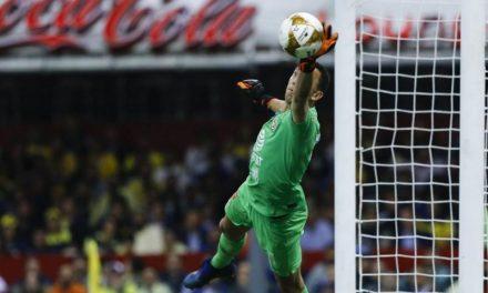 A defesa que ajudou – e muito – a uma vitória na liga mexicana. Marchesin contra o Cruz Azul (VIDEO)