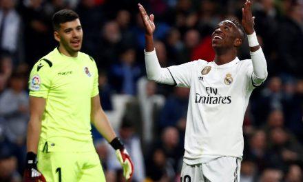 Voltar à titularidade e ir ao Bernabeu defender tudo. Rulli contra o Real Madrid! (VIDEO)