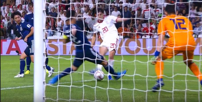 O pé decisivo de Gonda na meia-final da Taça Asiática! (VIDEO)