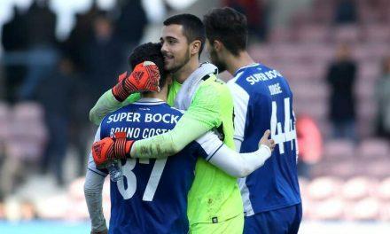 Futuro ou… presente? O incrível momento de forma de Diogo Costa no FC Porto B! (VIDEO)