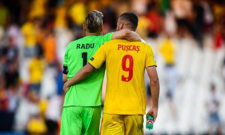 Ionut Radu é já, desde cedo, um dos destaques do Europeu sub21! (VIDEO)