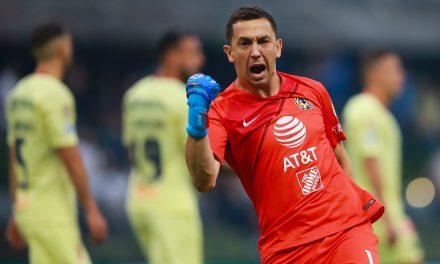 Na linha do perfil pretendido, Marchesin chega depois de ser o melhor no México. Mas o que vale?