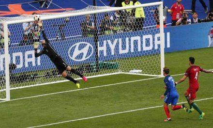 """No """"dia de Éder""""… nós (re)lembramos a perfeição do jogo de Rui Patrício. A final do Euro'16 (VIDEO)"""