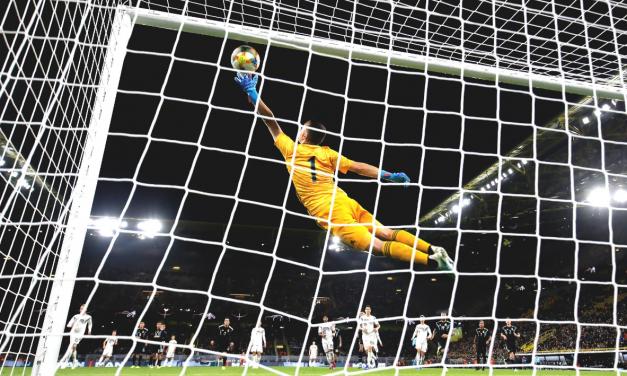 Marchesin voltou a jogar pela selecção argentina, numa reedição do Mundial'14… e deu espectáculo! (VIDEO)