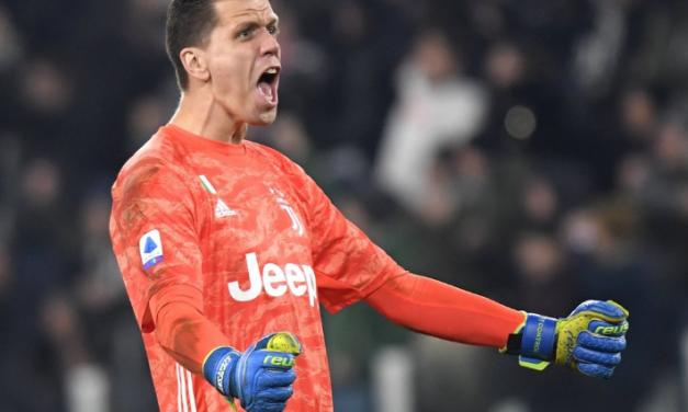 Wojciech Szczęsny e as exibições que vão segurando a Juventus. Desta vez foi com o AC Milan! (VIDEO)