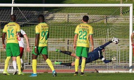 João Godinho defende dois (!) penaltis para evitar derrota do Mafra! (VIDEO)