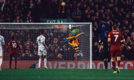 A defesa incrível de Dean Henderson contra o Liverpool! (VIDEO)