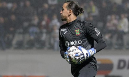 Ricardo Ribeiro: Quando defendes um penalti aos 98 minutos para garantir a vitória! (VIDEO)