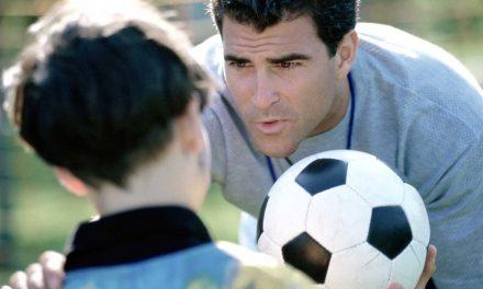 A real formação: O treinador que não deixa que se percam futuros cidadãos (e GRs)