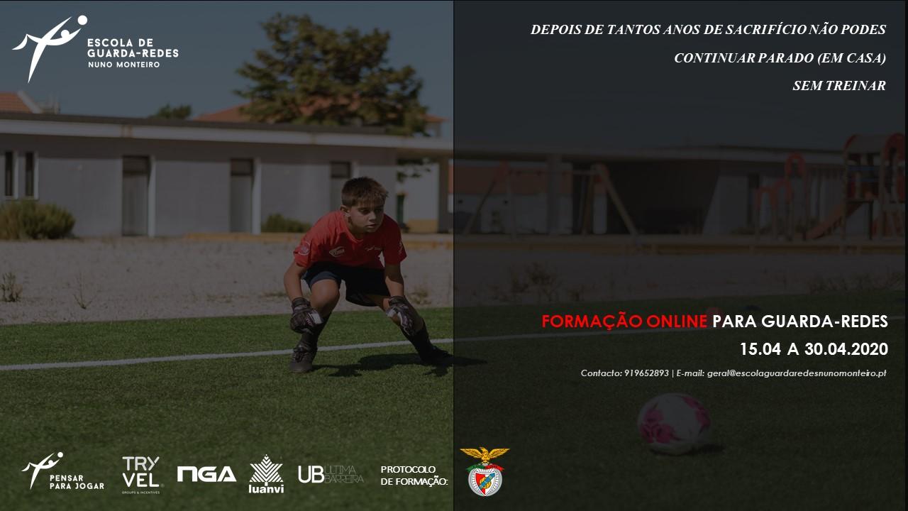 Formação Online GR – por Escola de GR Nuno Monteiro (15-29 abril): Inscrições a fechar!