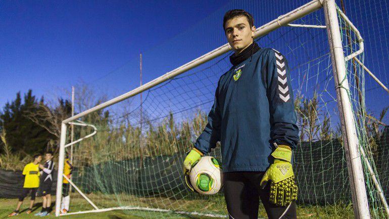 O dia em que João Valido (Vitória FC U23) tudo defendeu em Alcochete! (VIDEO)