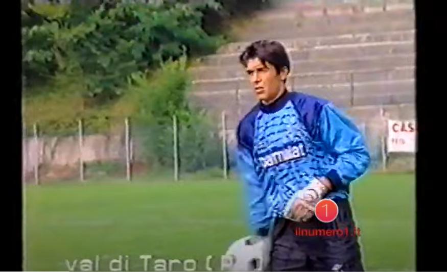 Gianluigi Buffon a treinar… com apenas 14 anos de idade! (VIDEO)