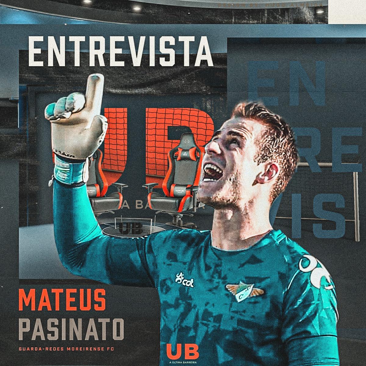 10# Podcast A Última Barreira – Entrevista a Mateus Pasinato (GR Moreirense)