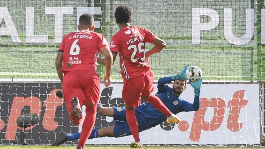 #J7 Liga Portugal 20-21 – Houve Daniel Guimarães… e os outros…